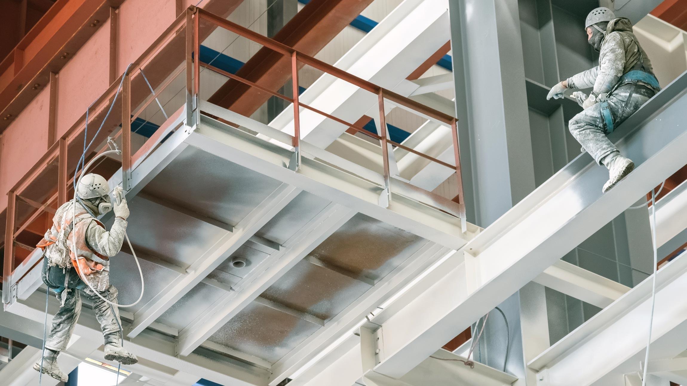 Korkealaatuiset ja monipuoliset maalauspalvelut ja pintakäsittelypalvelut kaikkien teollisuusalojen tarpeisiin