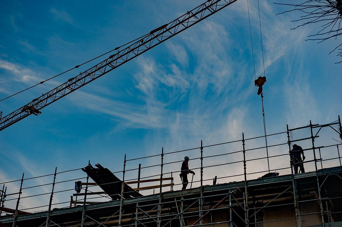 Uudis- ja korjausrakentaminen, maarakentaminen, vesirakentaminen sekä infrarakentaminen